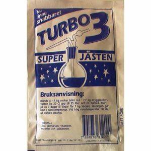 турбо-дрожжи