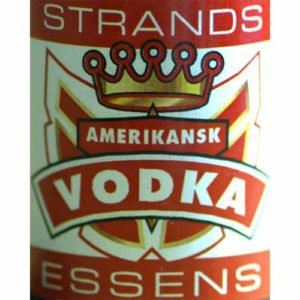 Amerikansk-Vodka