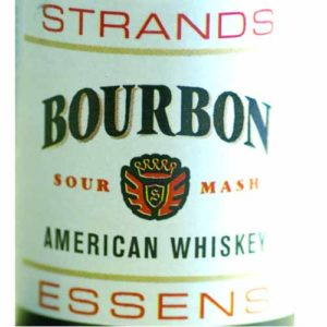 Burbon American Whiskey