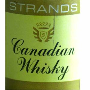Canadian Whiskey