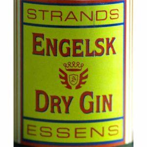 Engelsk Dry Gin