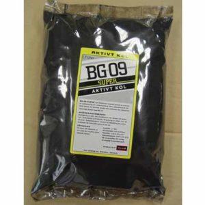 Активированный уголь BG 09 1.7L