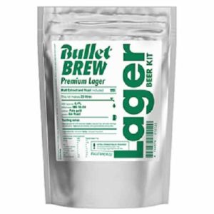 Bullet Brew Premium Lager