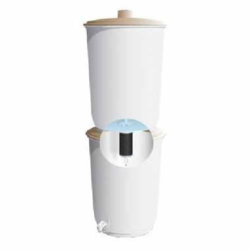 Подходит для фильтрации спирта и воды