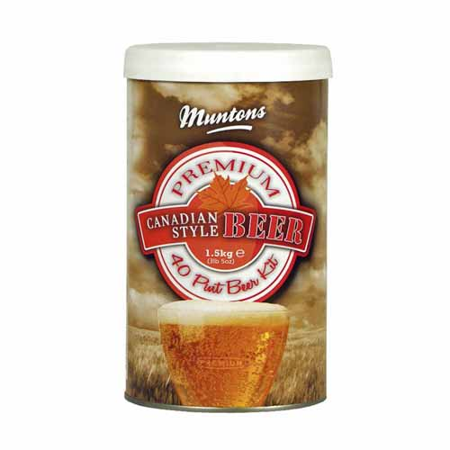 Muntons Canadian Style 1,5kg