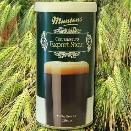 Muntons Export Stout 1,8kg