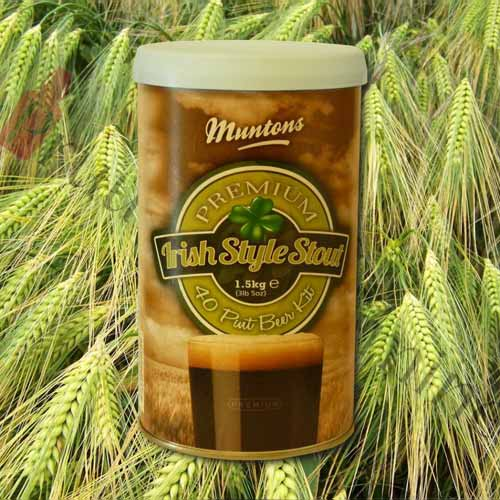 Muntons Irish Stout 1,5kg
