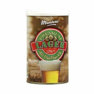 Muntons Premium Lager 1,5kg