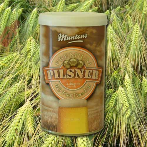Muntons Premium Pilsner 1,5kg