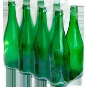 Бутылки для шампанского 0,75л 8шт