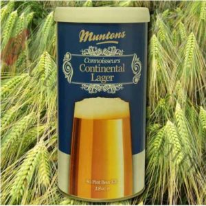 Muntons Continental Lager 1,8kg