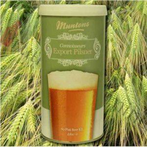 Muntons Export Pilsner 1,8kg