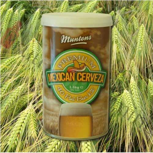 Muntons Mexican Cerveza 1,5kg
