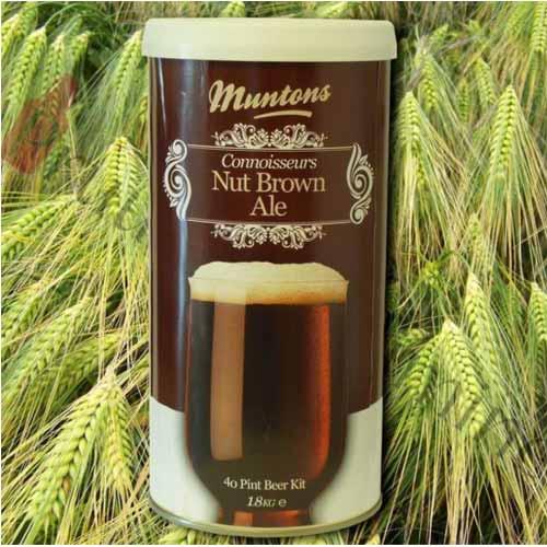 Muntons Nut Brown Ale 1,8kg