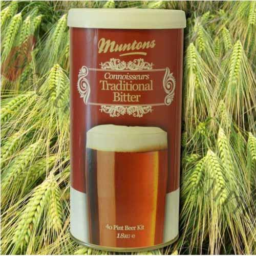 Muntons Traditional Bitter 1,8L